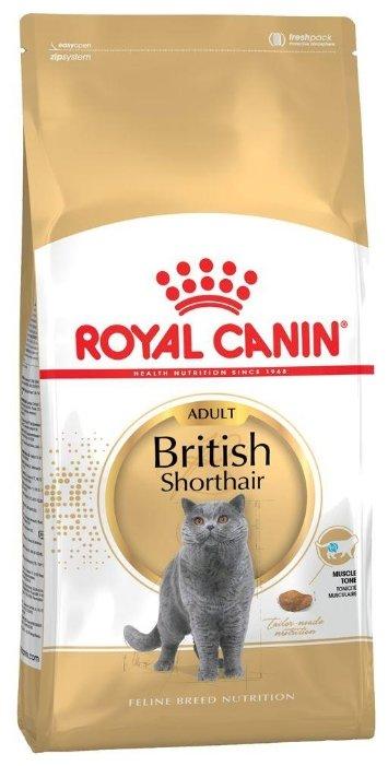Корм для кошек Royal Canin Британская короткошерстная