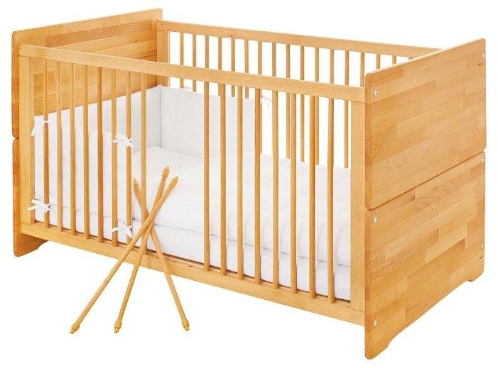 Кроватка Pinolino Natura (классическая)