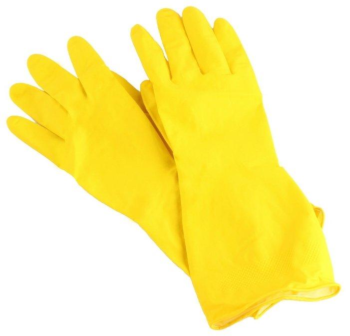 Перчатки Aviora хозяйственные Резиновые