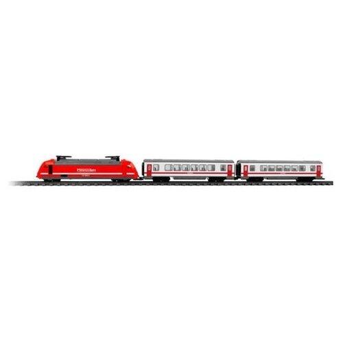 Купить Play Smart Стартовый набор Молния , 9712-1В, Наборы, локомотивы, вагоны