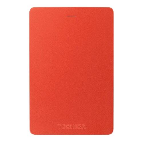 Фото - Внешний HDD Toshiba CANVIO ALU 1 ТБ красный кресло woodland outdoor alu алюминий ак 01