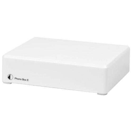 Купить Фонокорректор Pro-Ject Phono Box E white