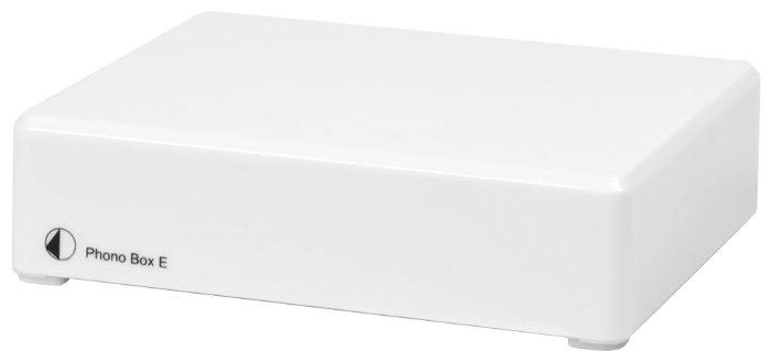 Фонокорректор PRO-JECT Phono Box E, черный