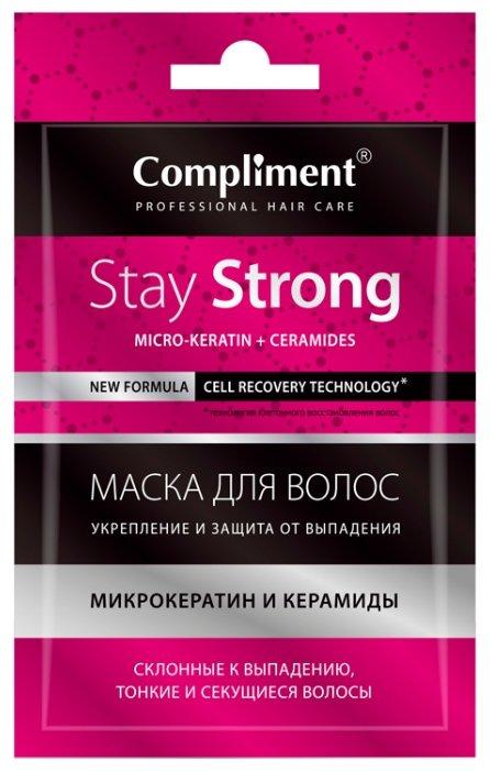 Compliment Stay Strong Маска для волос Укрепление и Защита от выпадения