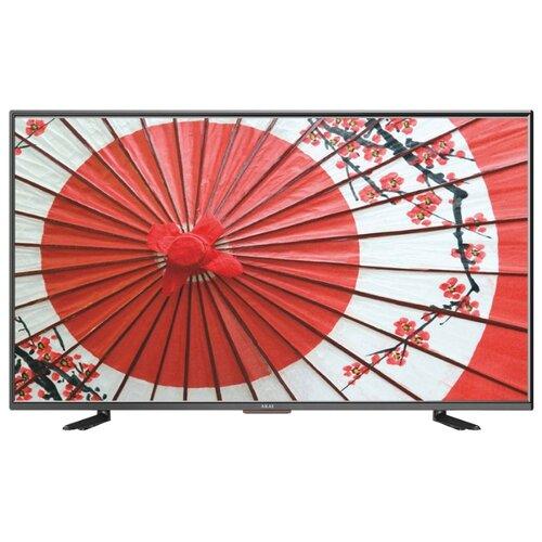 Телевизор AKAI LEA-39Z72Т 38.5 (2018) темно-серый led телевизор akai lea 32 d 85 m