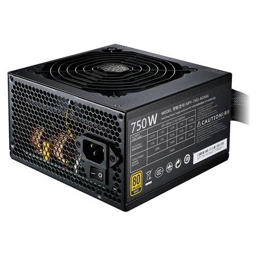 Блок питания Cooler Master MWE Gold 750W