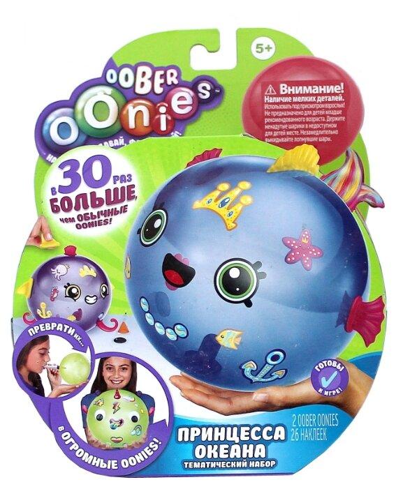 Игровой набор Moose Oober Oonies - Принцесса океана 19936