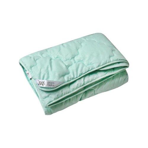 Одеяло DREAM TIME Эвкалиптовое волокно, легкое, 140 х 205 см (бирюзовый) одеяло belashoff белое золото стеганое легкое цвет белый 140 х 205 см
