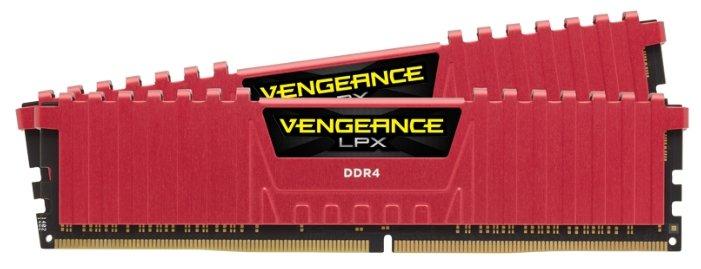 Оперативная память 8 ГБ 2 шт. Corsair CMK16GX4M2B3000C15R — цены на Яндекс.Маркете