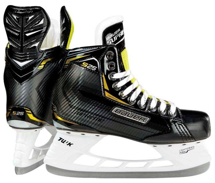 Коньки хоккейные BAUER Supreme S25 S18 JR подростковые(36,5)