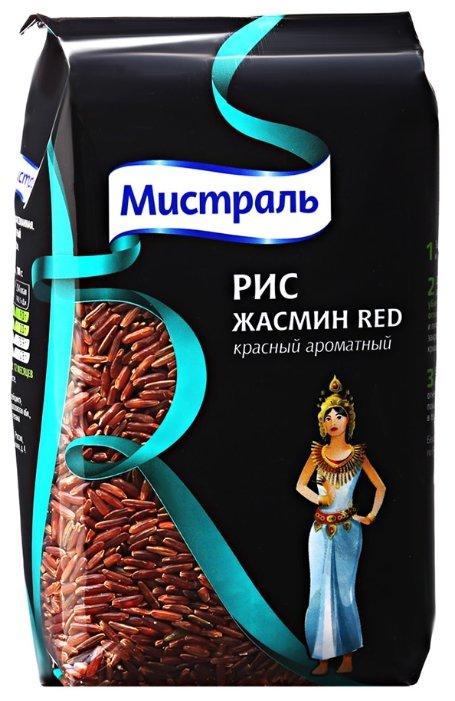 Рис Мистраль Жасмин Red длиннозерный 500 г