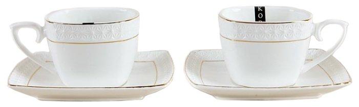 4603001097923 MayerBoch CS507009-A Набор чайный 240 мл керамика