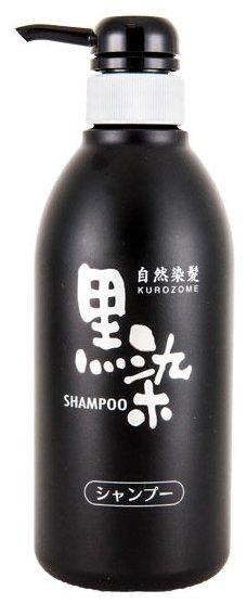 Шампунь Kurobara Kurozome для придания естественного цвета седым волосам (972744)
