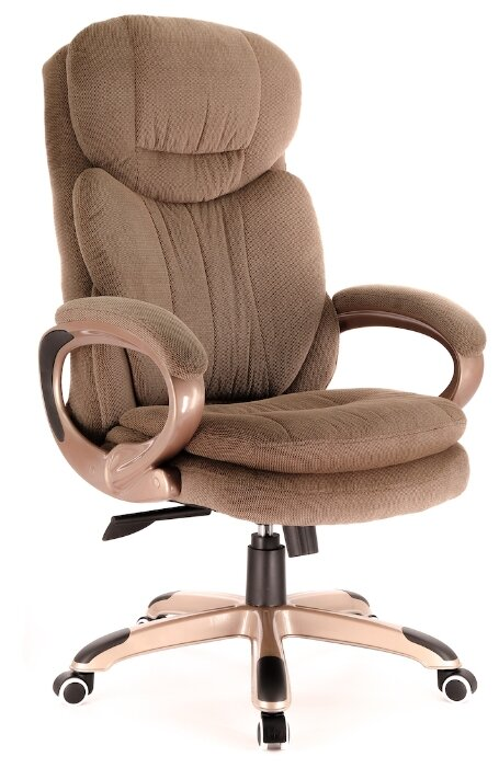 Компьютерное кресло Everprof Boss Т для руководителя — купить по выгодной цене на Яндекс.Маркете