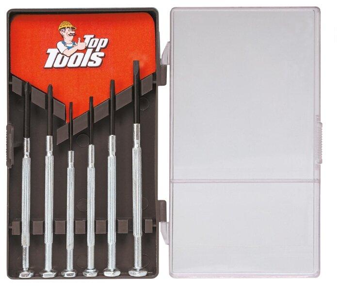Набор отвёрток для точных работ Top Tools 39D193
