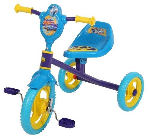 Трехколесный велосипед 1 TOY Т11706 Hot wheels