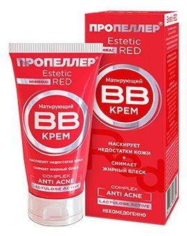 Пропеллер ВB крем матирующий Complex Anti Acne Estetic RED , 40 мл