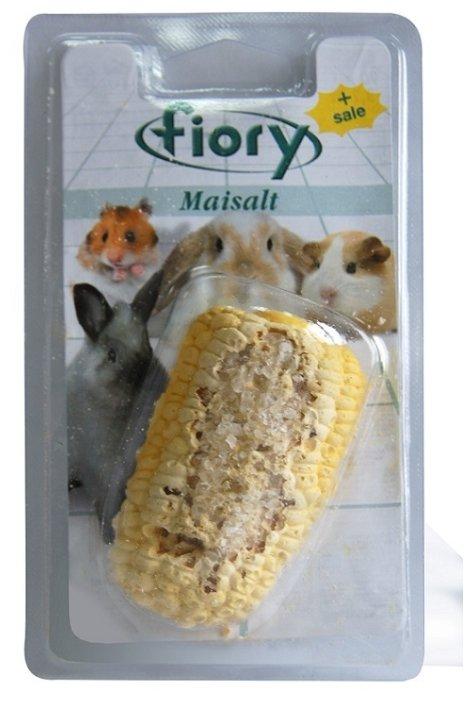 Лакомство для грызунов Fiory Maisalt с солью в форме кукурузы