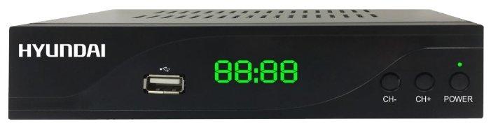 Hyundai Кабельный ресивер Hyundai H-DVB860