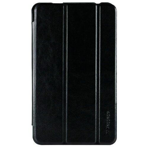 Чехол IT Baggage ITSSGTA7005 для Samsung Galaxy Tab A 7 SM-T280/T285 черный овцы рогами стиль классический откидная крышка с подставкой функция и слот кредитной карты для samsung galaxy tab a 7 0 t280