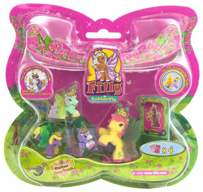 Игровой набор Filly Butterfly Волшебная семья Эмма M770028-3240
