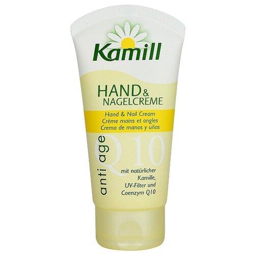 Крем для рук и ногтей Kamill Anti age Q10 75 млУход за руками<br>