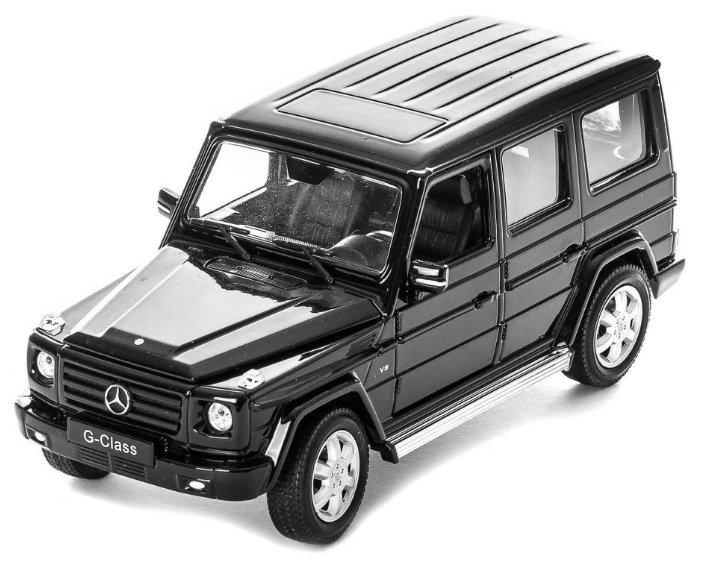Внедорожник Welly Mercedes-Benz G-Class (43689)