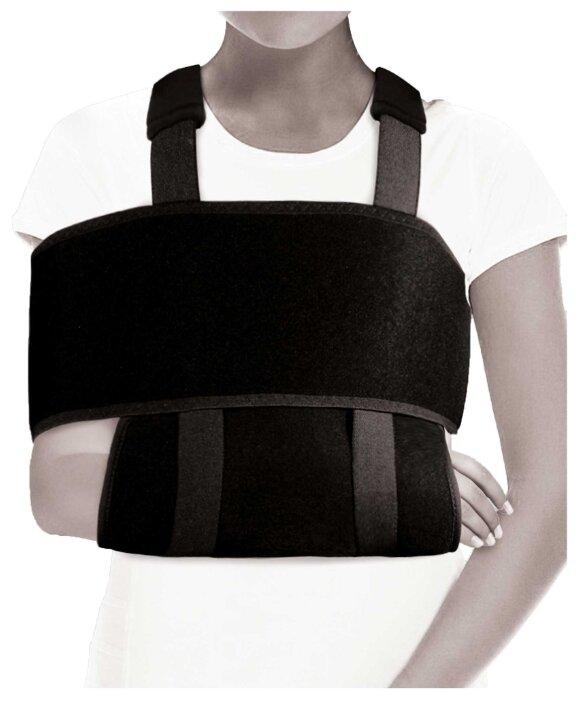 Купить Бандаж на плечевой сустав Timed TI-253, размер M, черный по низкой цене с доставкой из Яндекс.Маркета (бывший Беру)