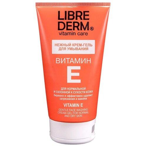 Librederm крем-гель для умывания Витамин Е, 150 мл