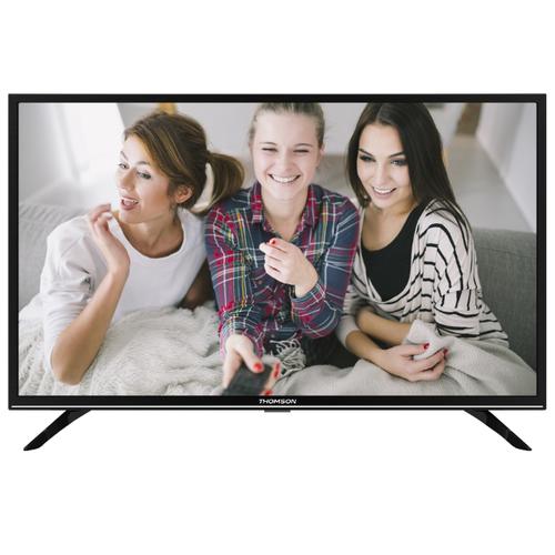 Телевизор Thomson T32RTE1160 31.5 (2018) черный/серебристый телевизор thomson t32rtl5140 черный