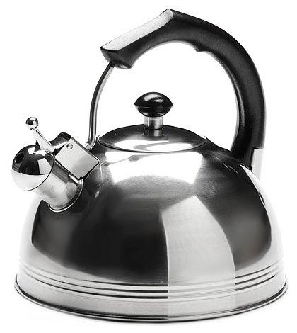 MAYER & BOCH Чайник 26164 3 л серебристый/черный