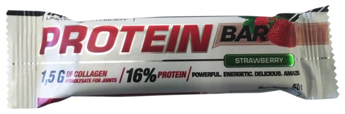 IRONMAN протеиновый батончик Protein Bar с коллагеном (50 г)