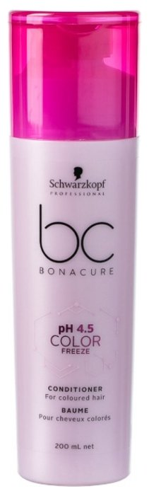 BC Bonacure кондиционер Color Freeze