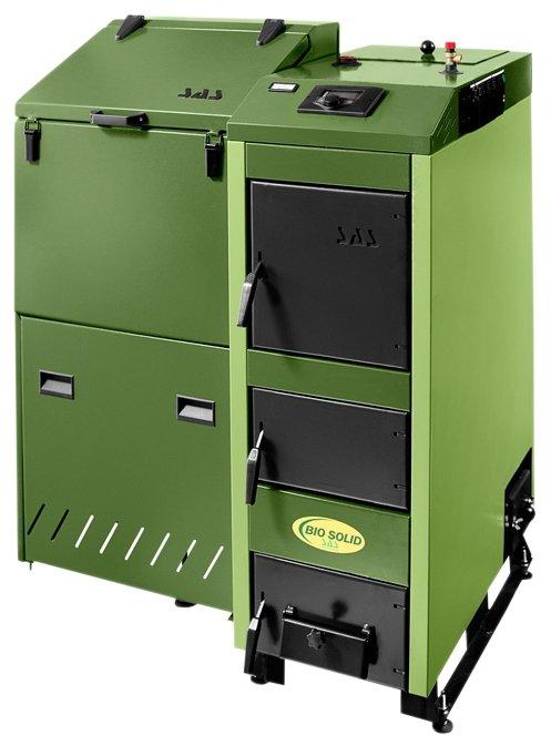 Твердотопливный котел SAS Bio Solid 36 36 кВт одноконтурный