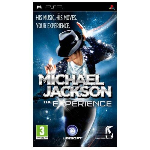 Игра для PlayStation Portable Michael Jackson: The Experience