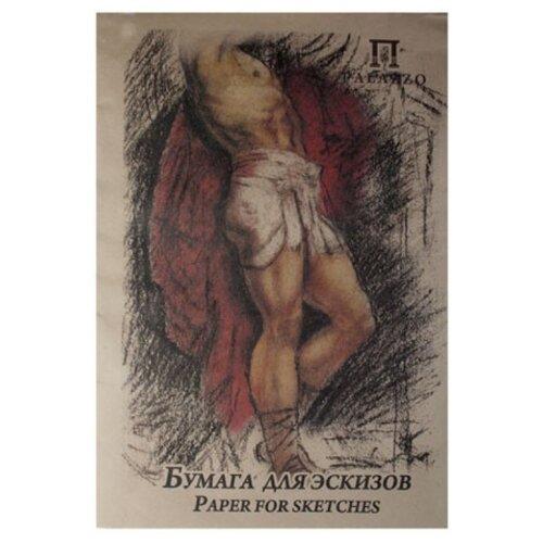 Купить Папка для эскизов Лилия Холдинг Палаццо 29.7 х 21 см (A4), 200 г/м², 20 л., Альбомы для рисования