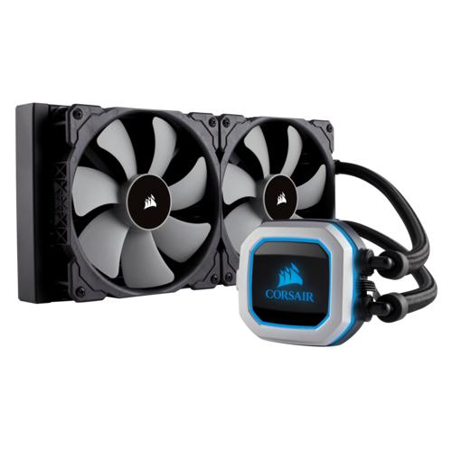Система водяного охлаждения для процессора Corsair H115i PRO RGB