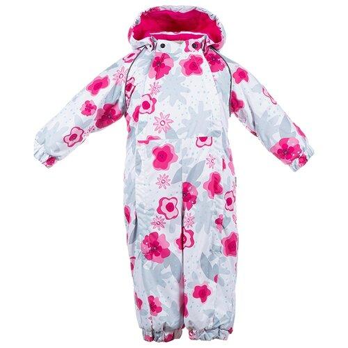 Комбинезон Huppa Keira 1 31920120-819 размер 68, 81920 white pattern outdoor checked pattern artificial wool fringed shawl scarf
