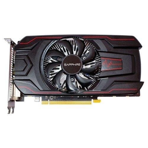 Видеокарта Sapphire Pulse Radeon RX 560 1226Mhz PCI-E 3.0 2048Mb 6000Mhz 128 bit DVI HDMI HDCP Retail