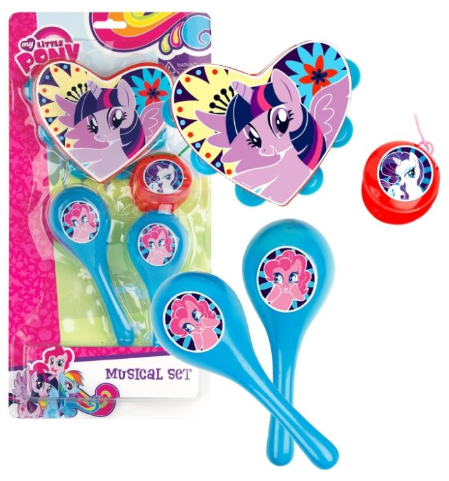 EstaBella набор инструментов My Little Pony 64976