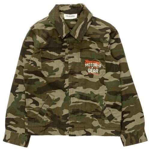 Куртка Acoola Durian 20120130125 размер 110, цветнойКуртки и пуховики<br>