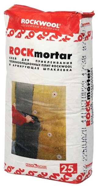Строительная смесь Rockwool Rockglue