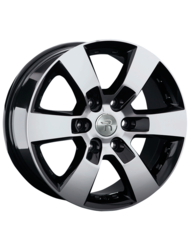 Колесные диски Replay Toyota TY83 7.5x17 6x139.7 ET30 D106.1 Silver Full Polish [арт. 42319] - фото 1