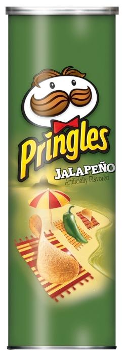 Характеристики модели Чипсы Pringles картофельные Jalapeno на Яндекс.Маркете