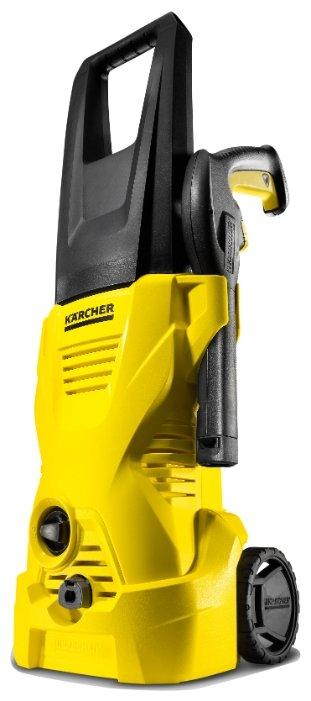 Мойка высокого давления KARCHER K 2 1.4 кВт