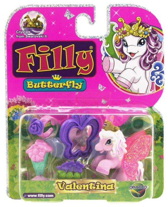 Игровой набор Filly Butterfly Glitter Валентина M770138-3850