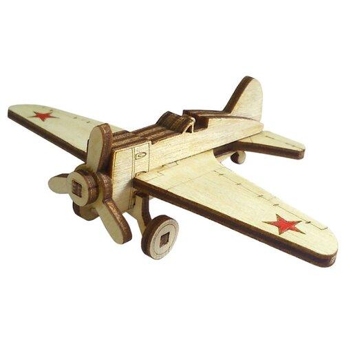 Сборная модель Lemmo Советский истребитель И-16 (И-16)