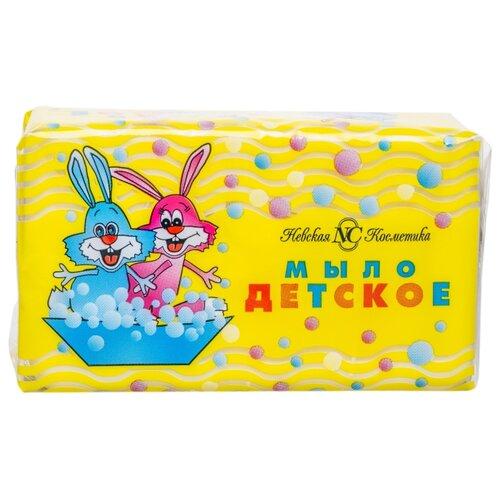 Детская серия (Невская косметика) Туалетное мыло Детское 140 г биотон косметика