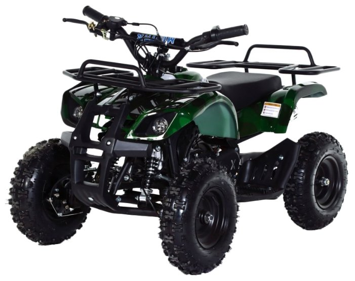 MOTAX Квадроцикл ATV Mini Grizlik Х-16 с электростартером и пультом