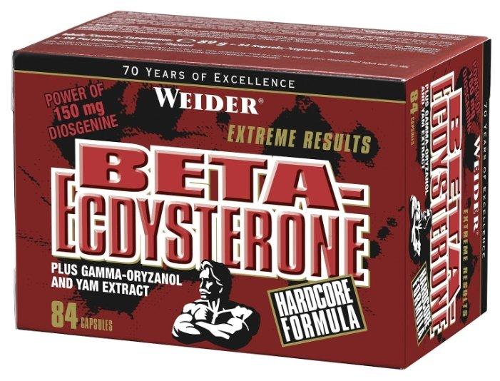 Weider экдистерон Beta (84 шт.)